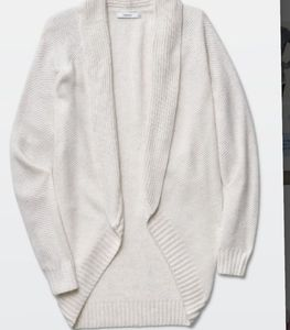 Aritzia Talula Haddon Sweater White Small